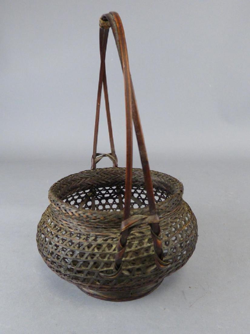 Japanese Ikebana Basket - 6