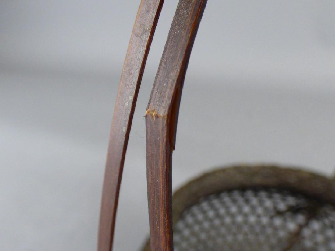 Japanese Ikebana Basket - 9