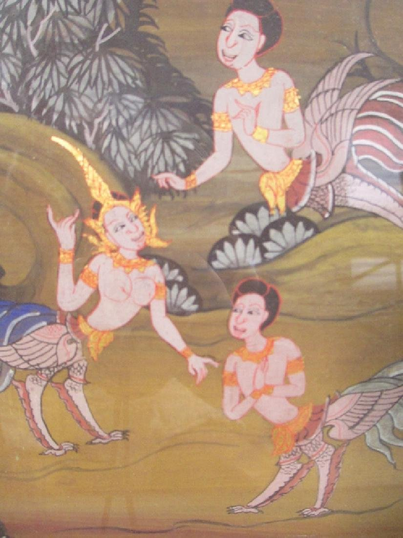 A Southeast Asian Painting - 3