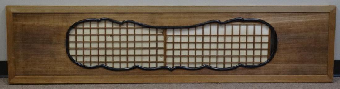 Japanese Sliding Window Panel