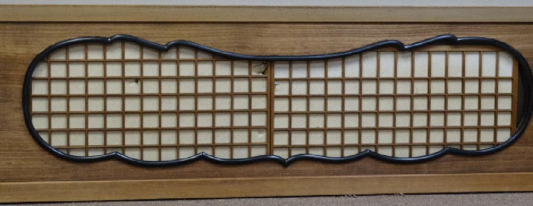 Japanese Sliding Window Panel - 3