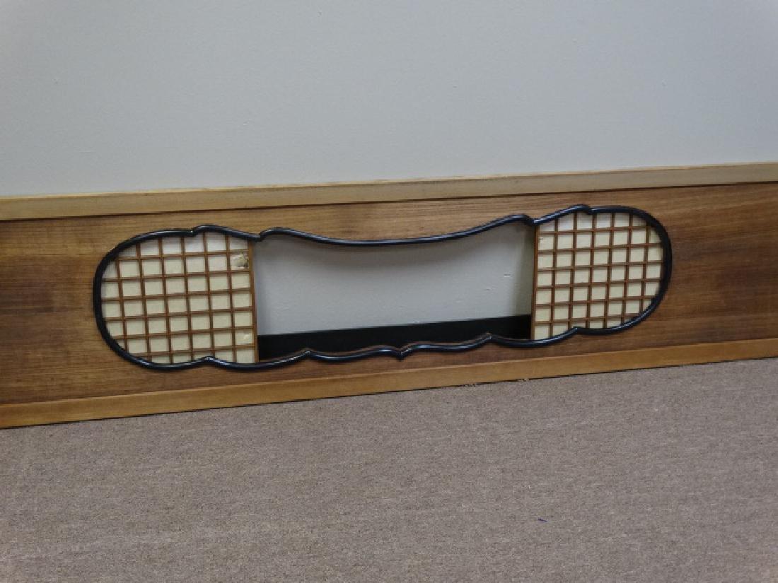 Japanese Sliding Window Panel - 5