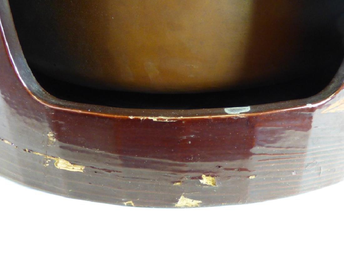 Lacquered Hibachi - 8