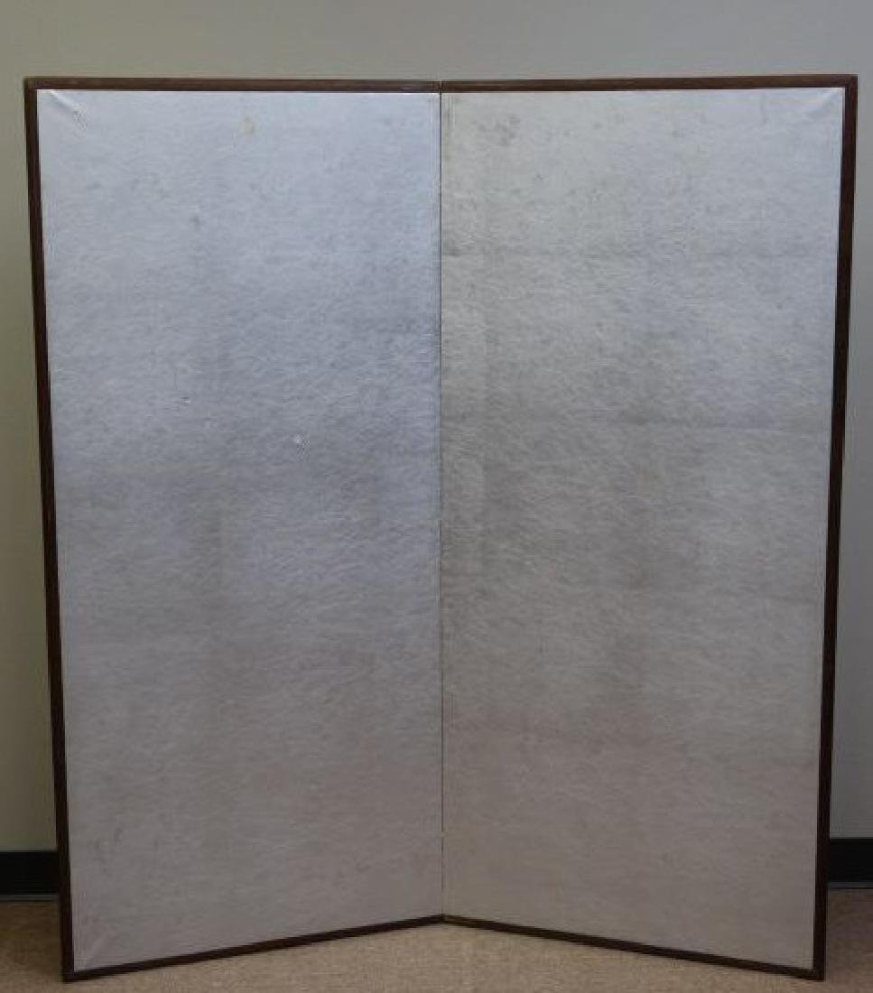 Japanese Two-Panel Screen or Partition