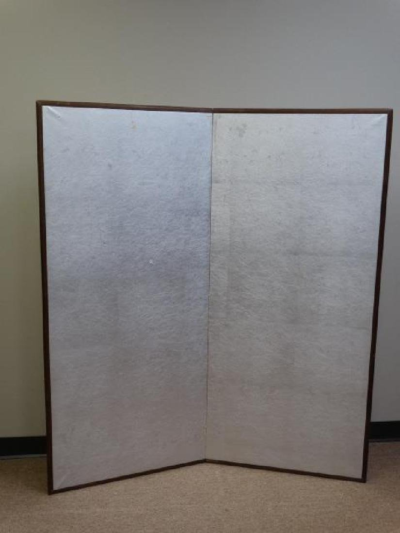 Japanese Two-Panel Screen or Partition - 2