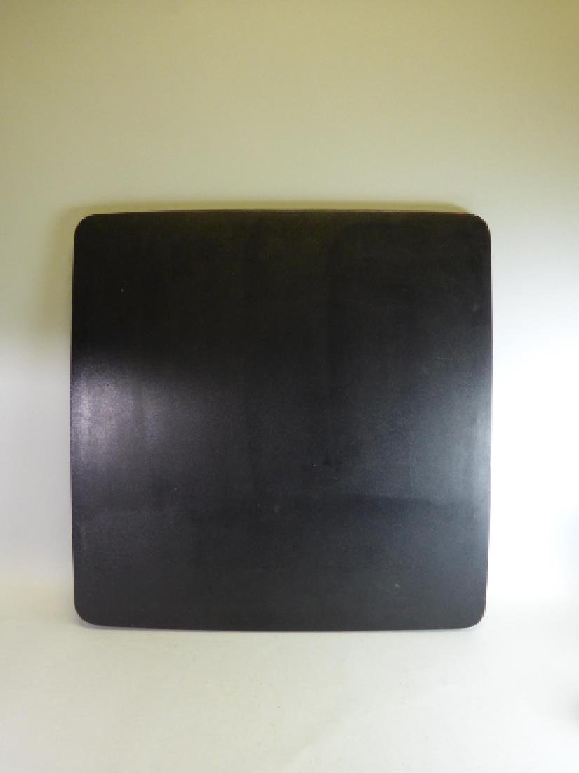 Large Inlaid Wasaka Lacquer Tray - 5