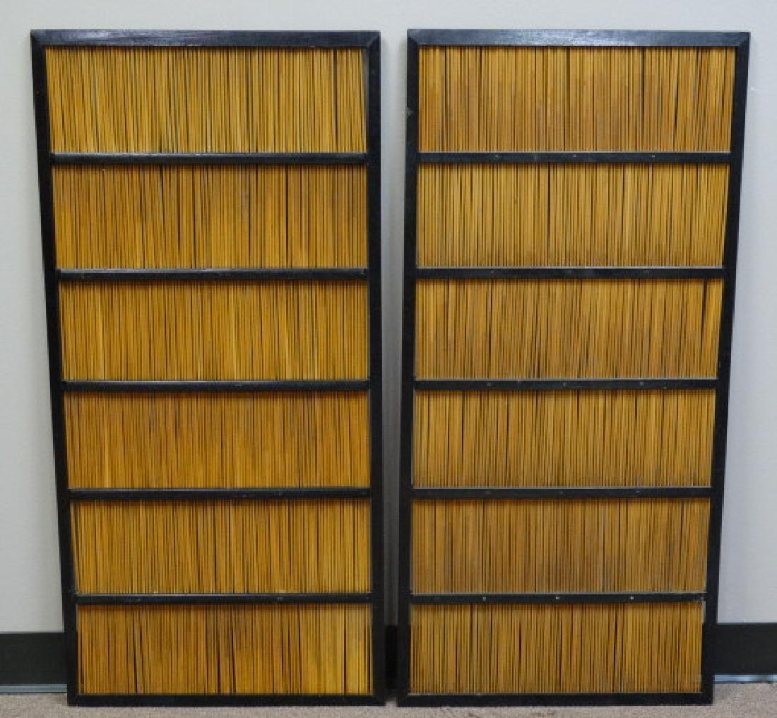 2 Wood & Bamboo Panels