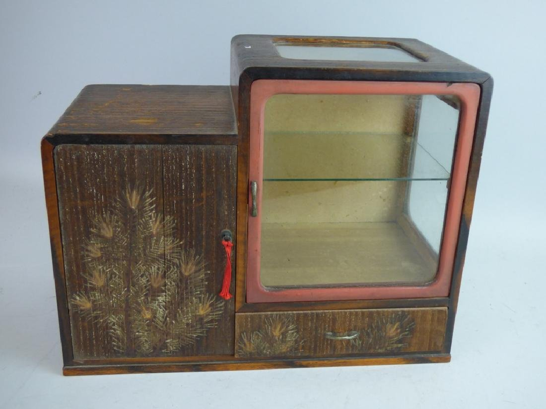 Japanese Lacquered Display Box