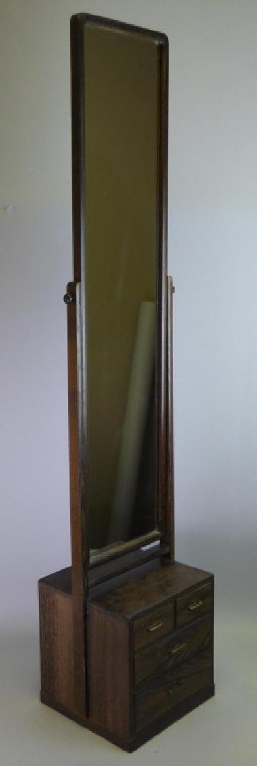 Dressing Tansu With Mirror