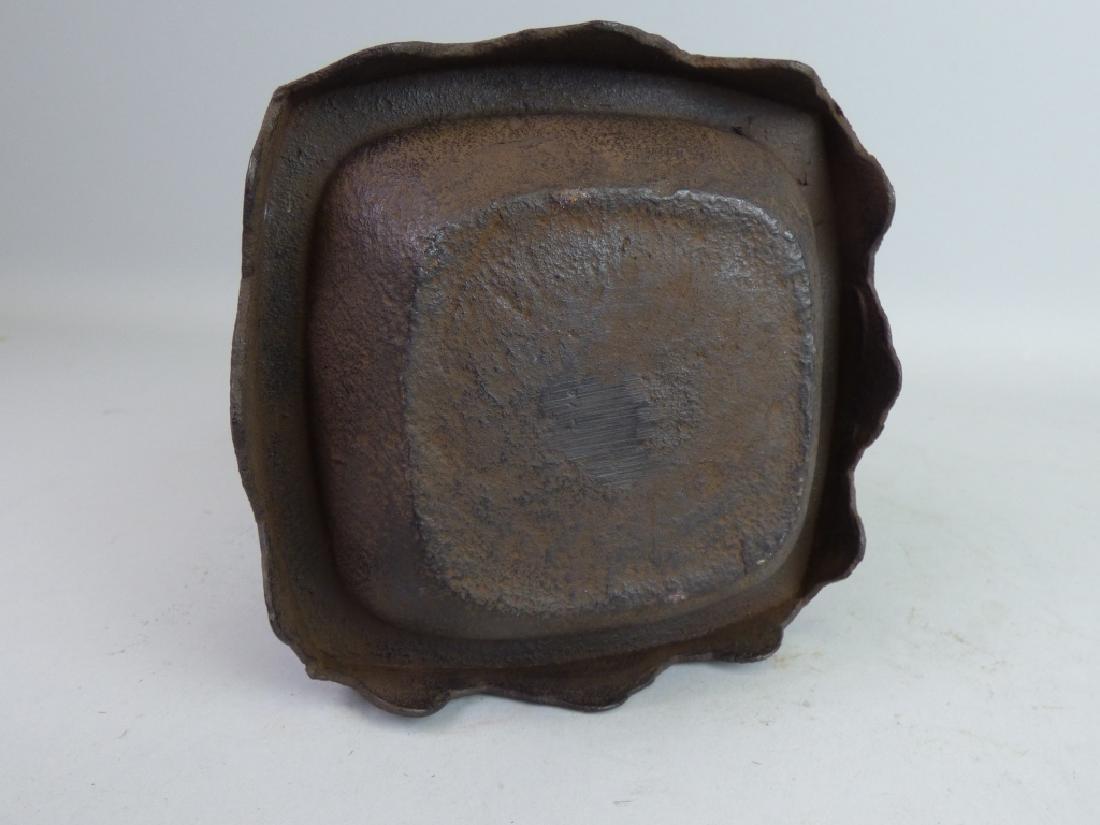 Antique Japanese Cast Iron Teapot - 5