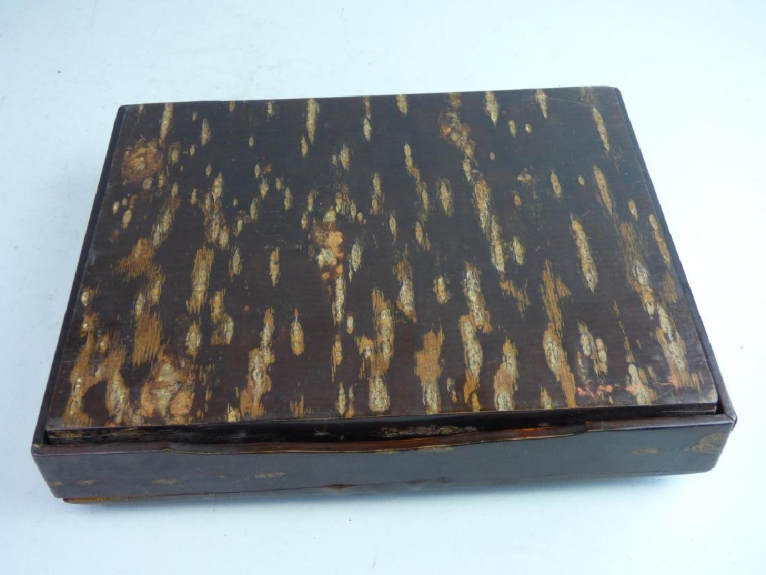 Japanese Cherry Bark Document Box