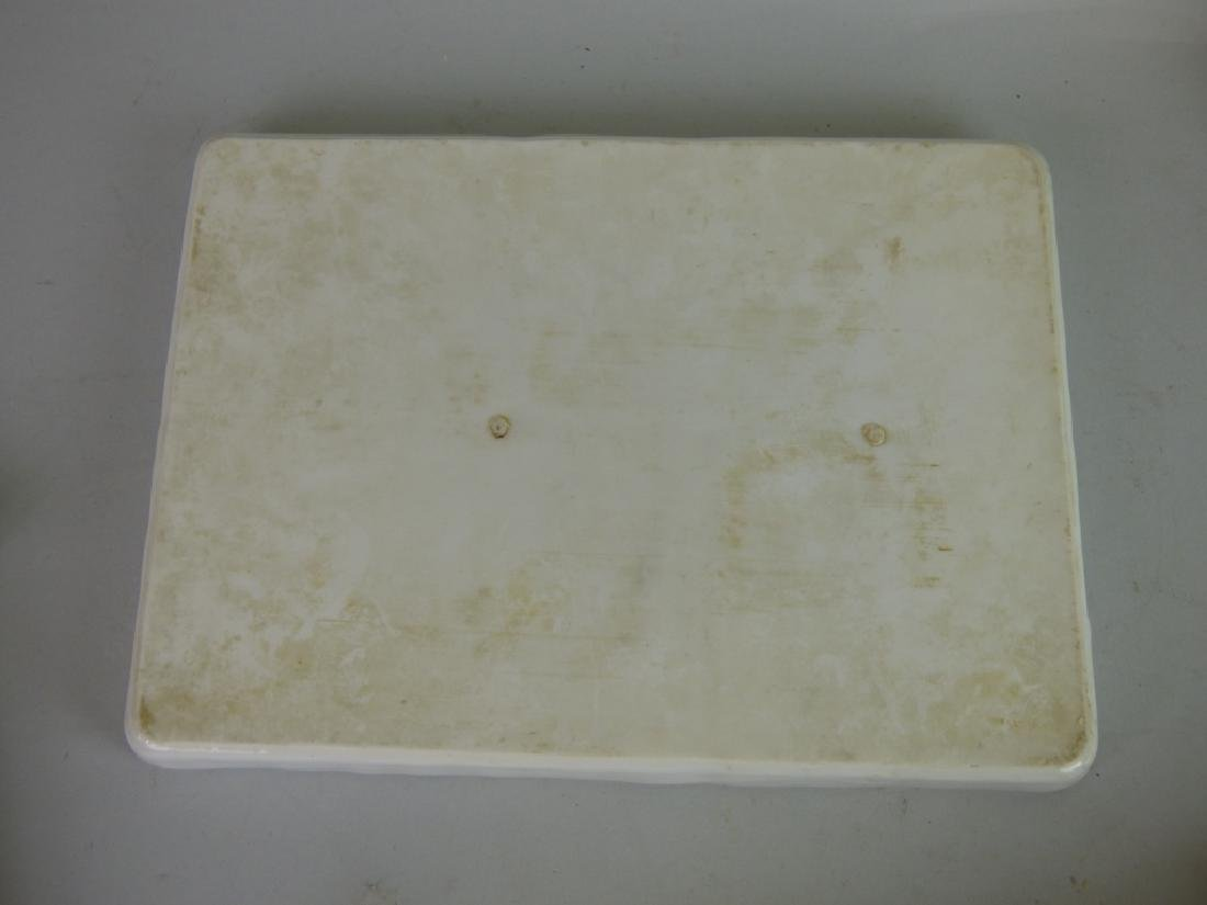 Eight Antique Japanese Porcelain Divided Trays - 9
