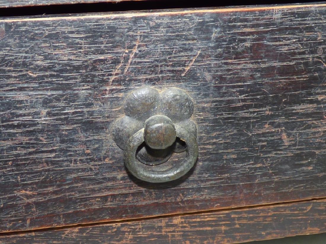 Japanese Single Drawer Cabinet - 2