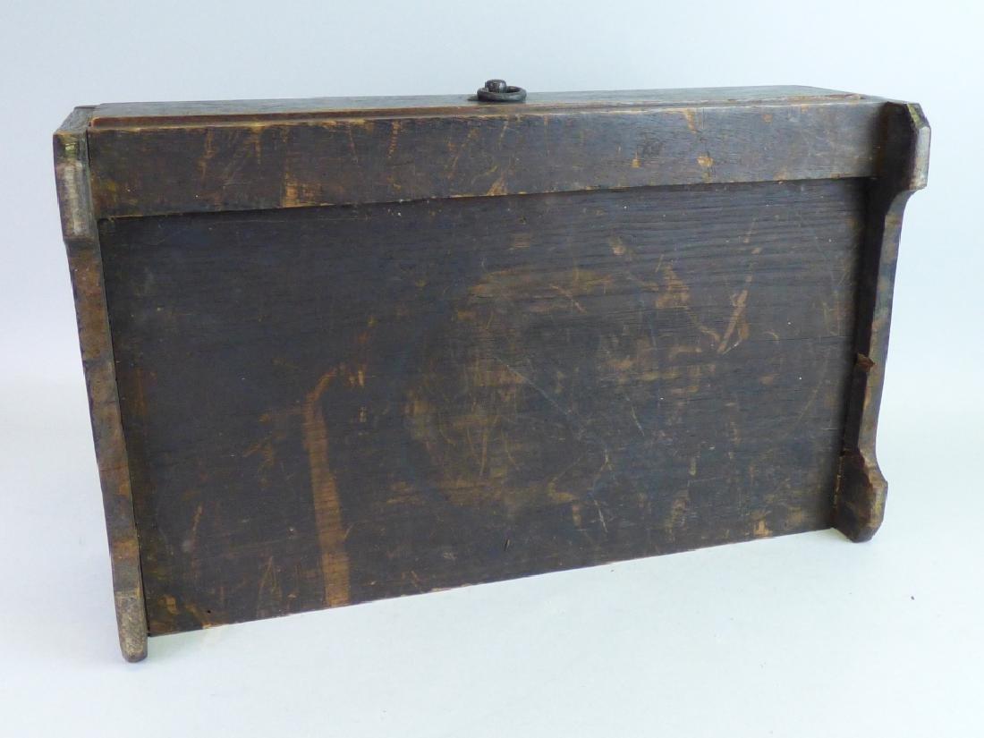 Japanese Single Drawer Cabinet - 3
