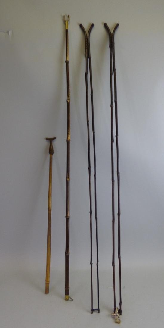 Four Scroll Sticks