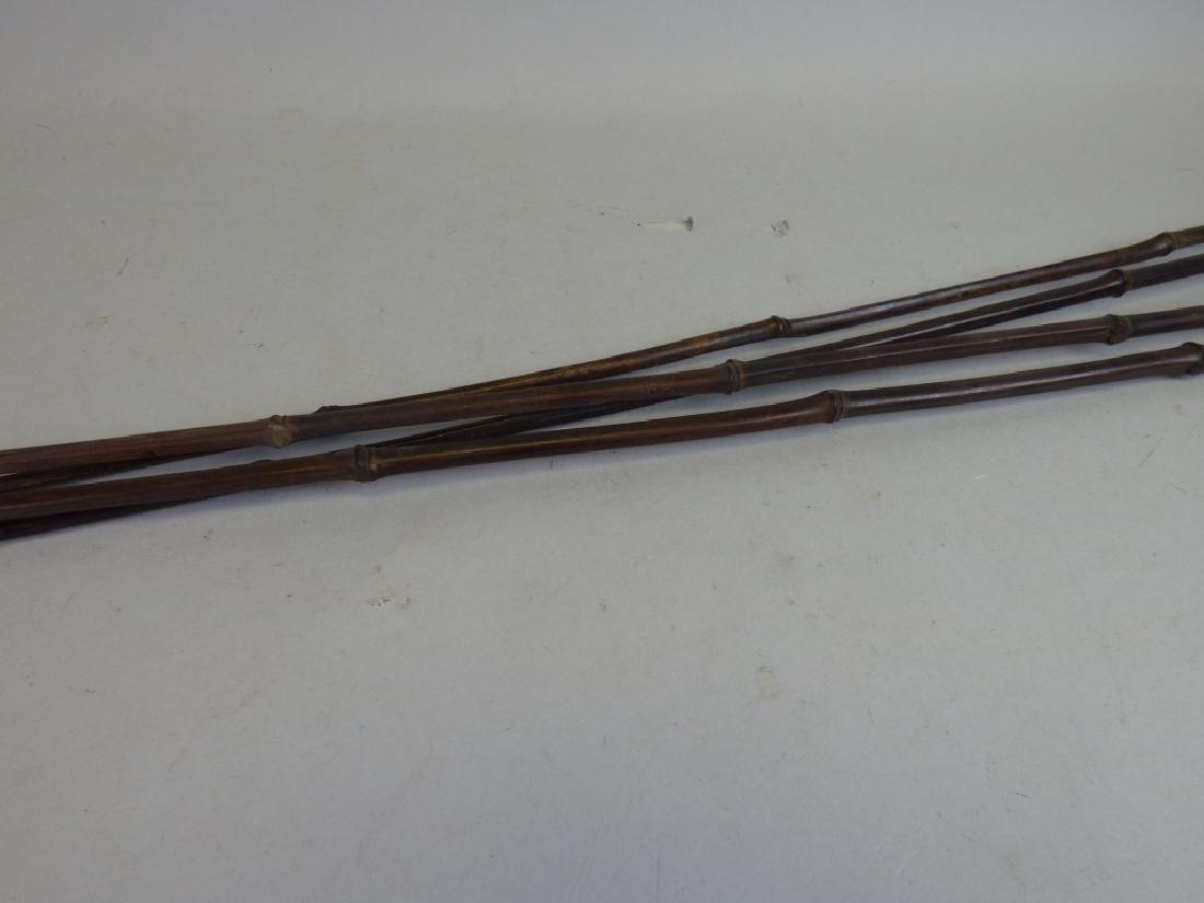 Four Scroll Sticks - 5