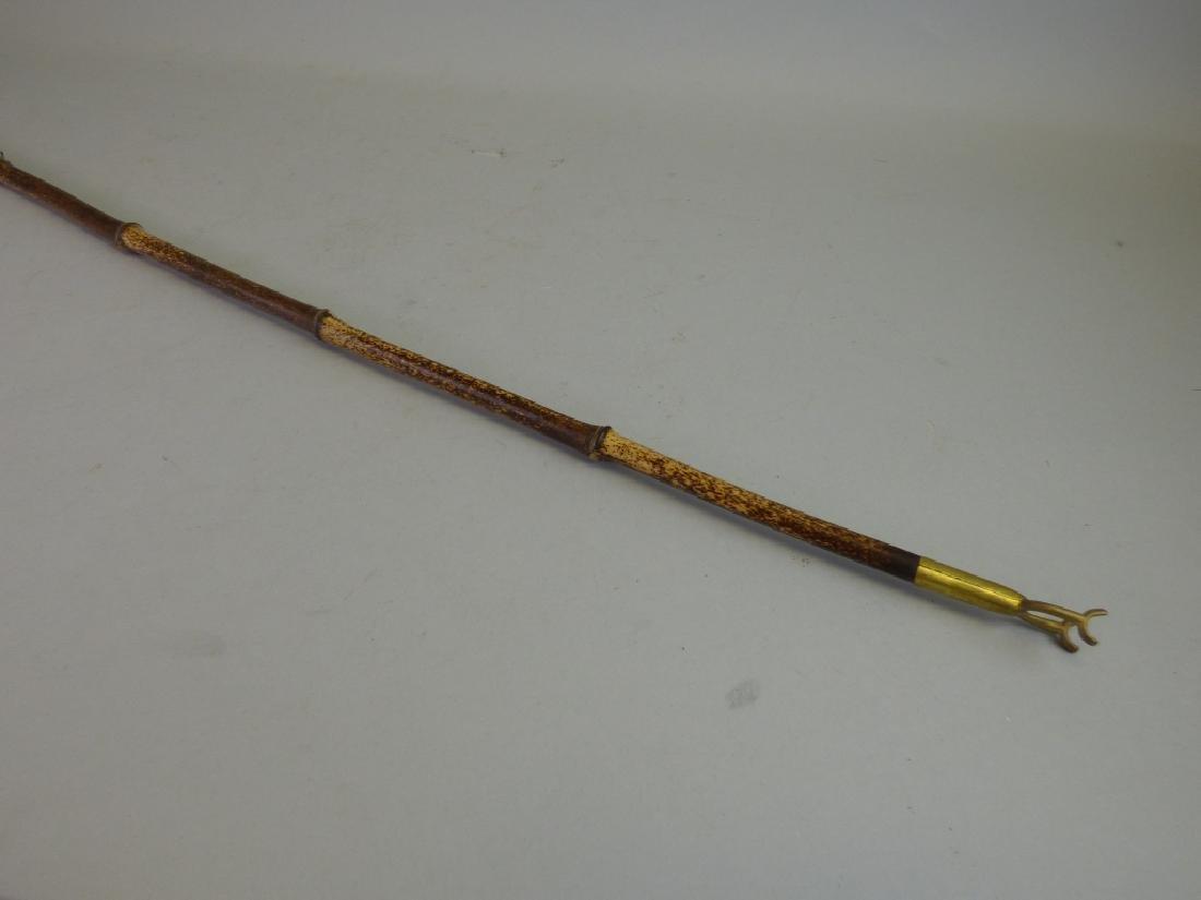 Four Scroll Sticks - 8