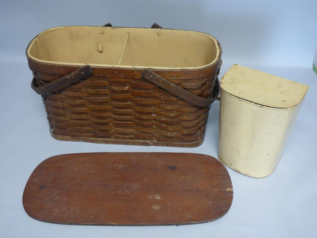 Group of 2  Fishing Baskets - 3