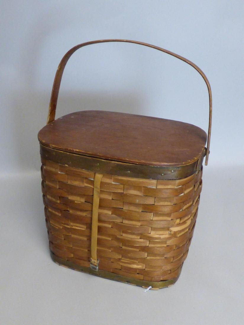 Group of 2  Fishing Baskets - 7