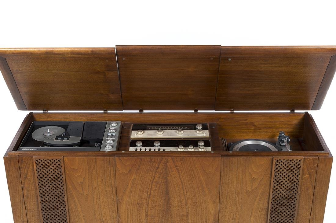 JBL Delphi Stereo Cabinet with McIntosh Components - 2