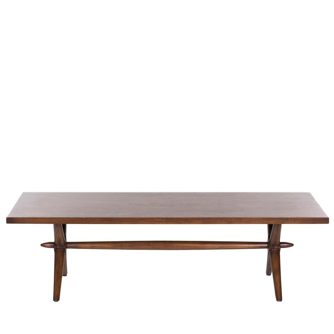 T.H. Robsjohn-Gibbings Coffee Table - 2