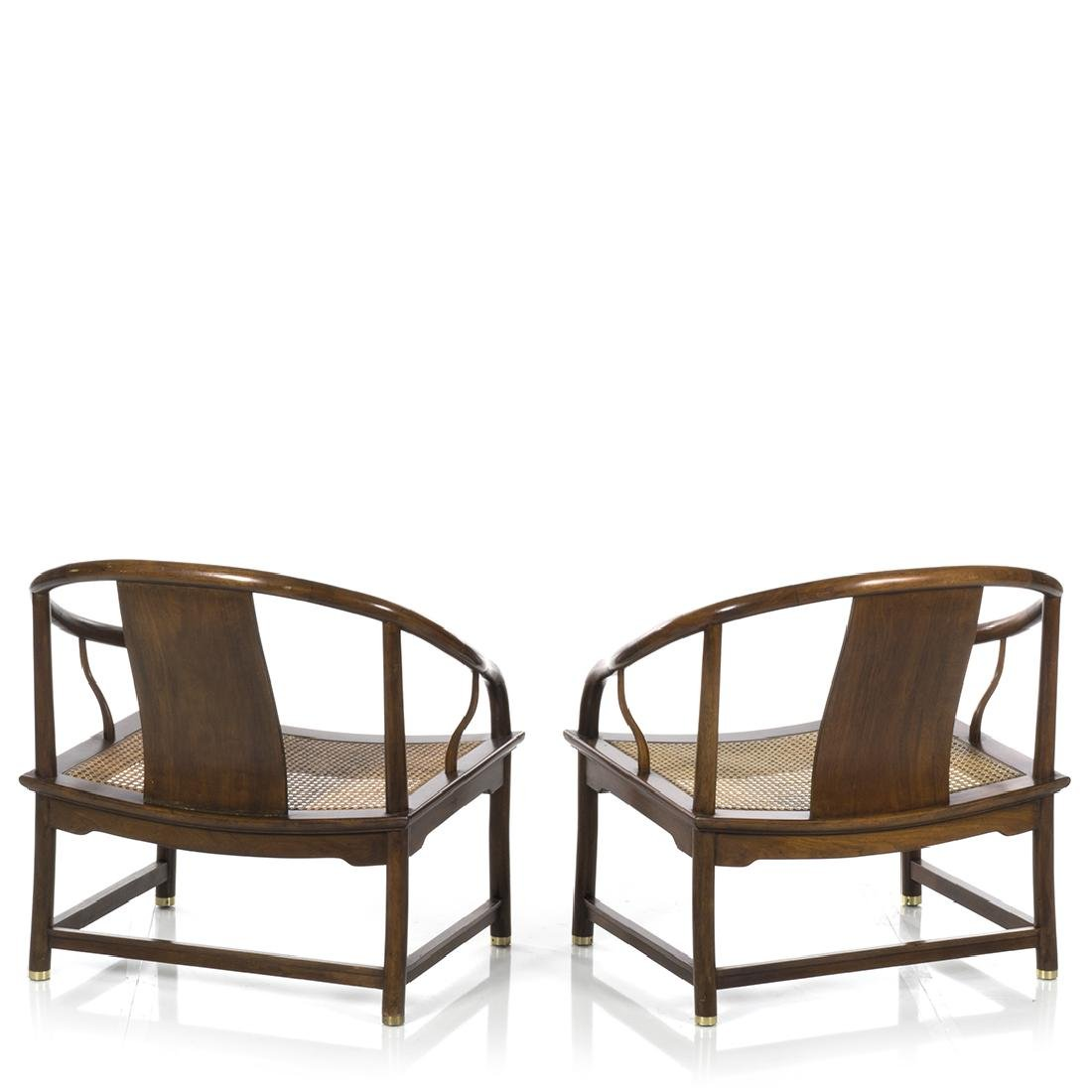 Michael Taylor Far East Lounge Chairs (2) - 4