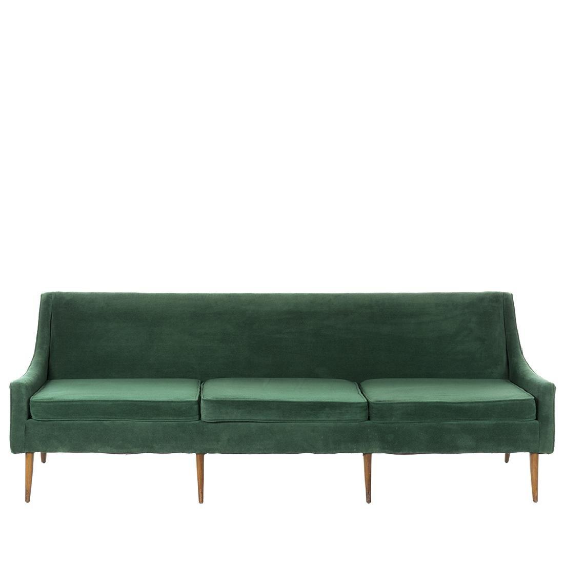 Ernst Schwadron Style Sofa - 2