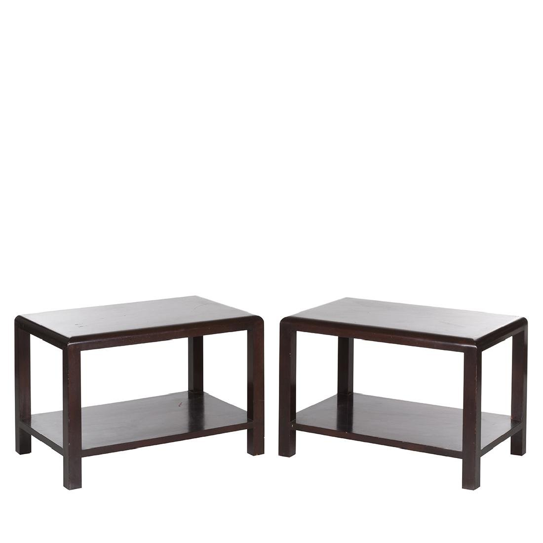 Samuel Marx Side Tables (2)