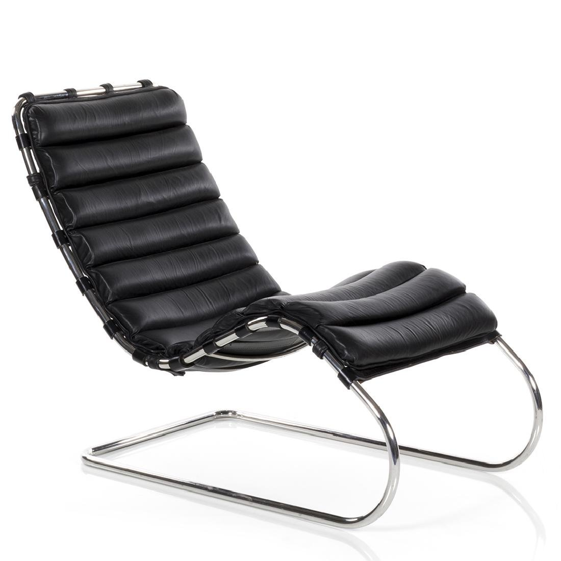 Mies Van Der Rohe MR Lounge Chair