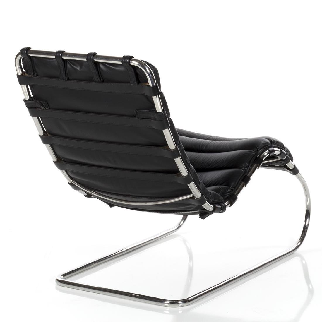 Mies Van Der Rohe MR Lounge Chair - 3