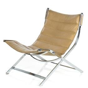 Paul Tuttle Style Lounge Chair