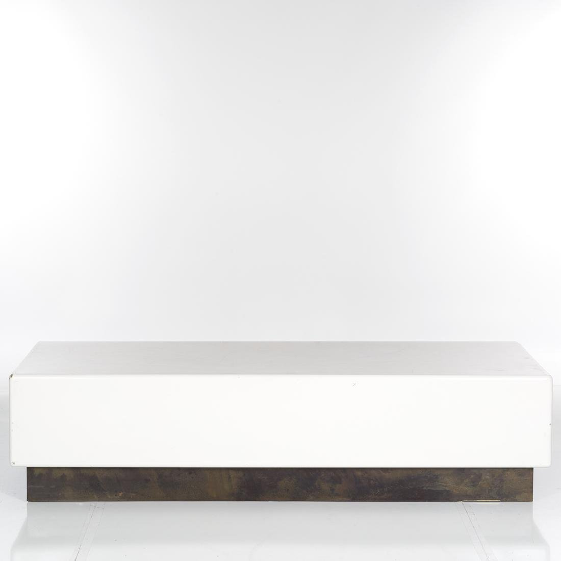 Lacquered Gallery Benches (2) - 2