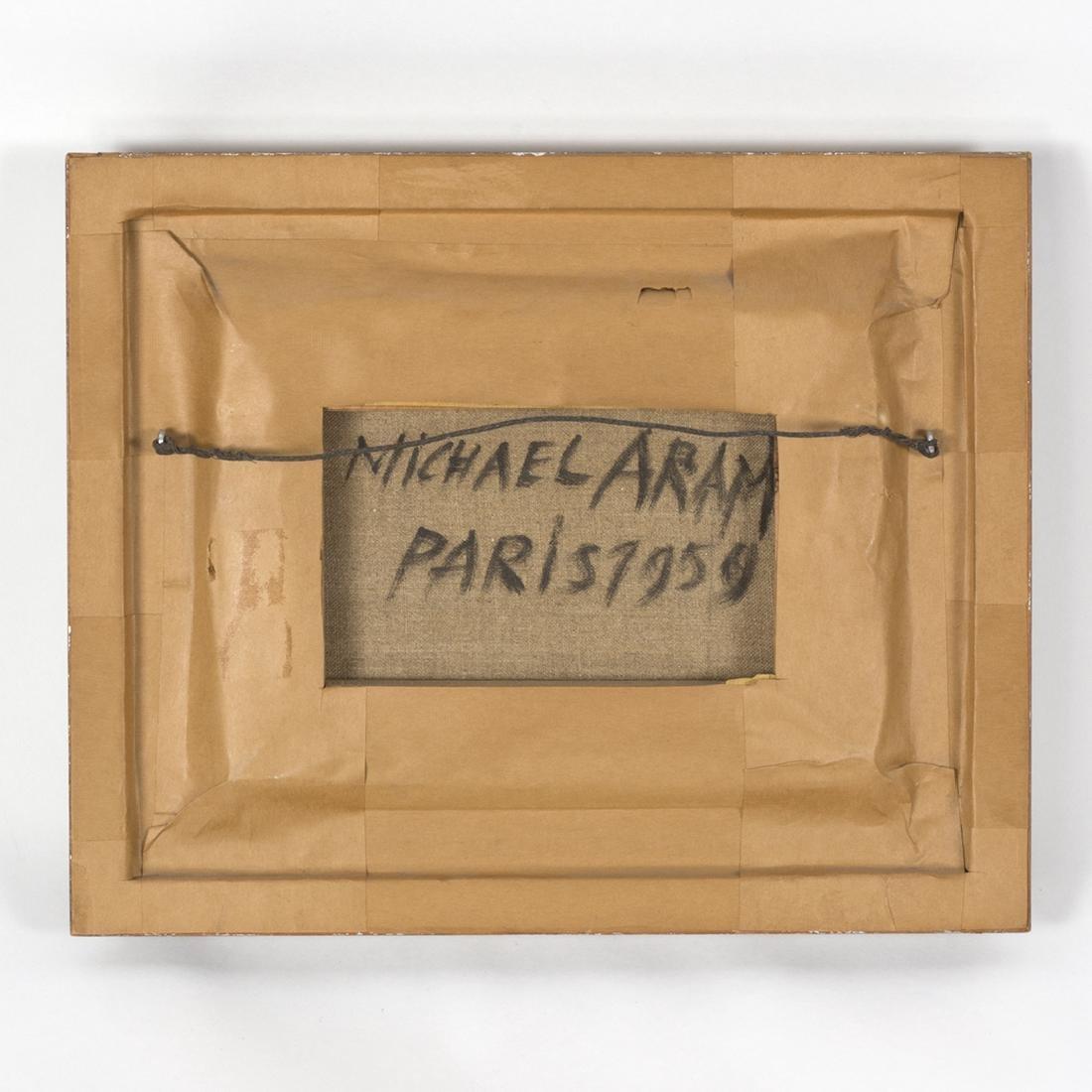 Gottlieb Michael Aram 'Paris' Painting - 3