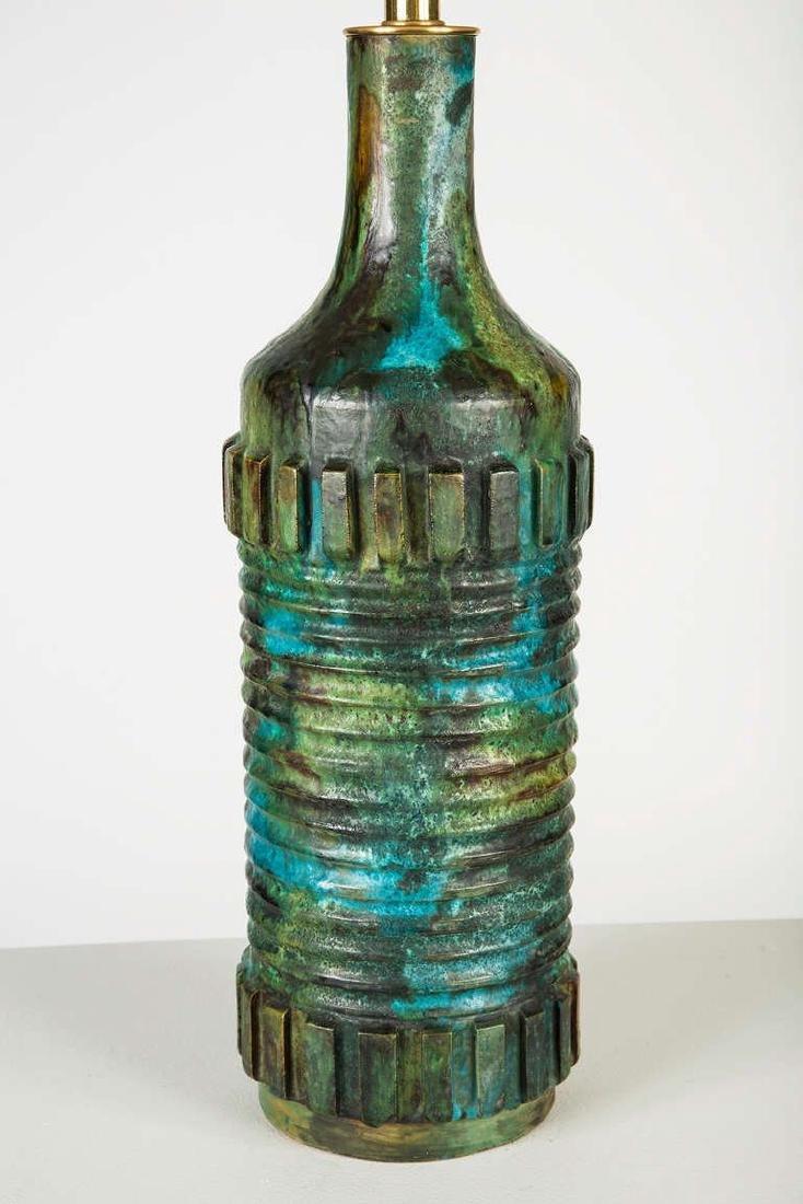 Alvino Bagni Ceramic Lamp