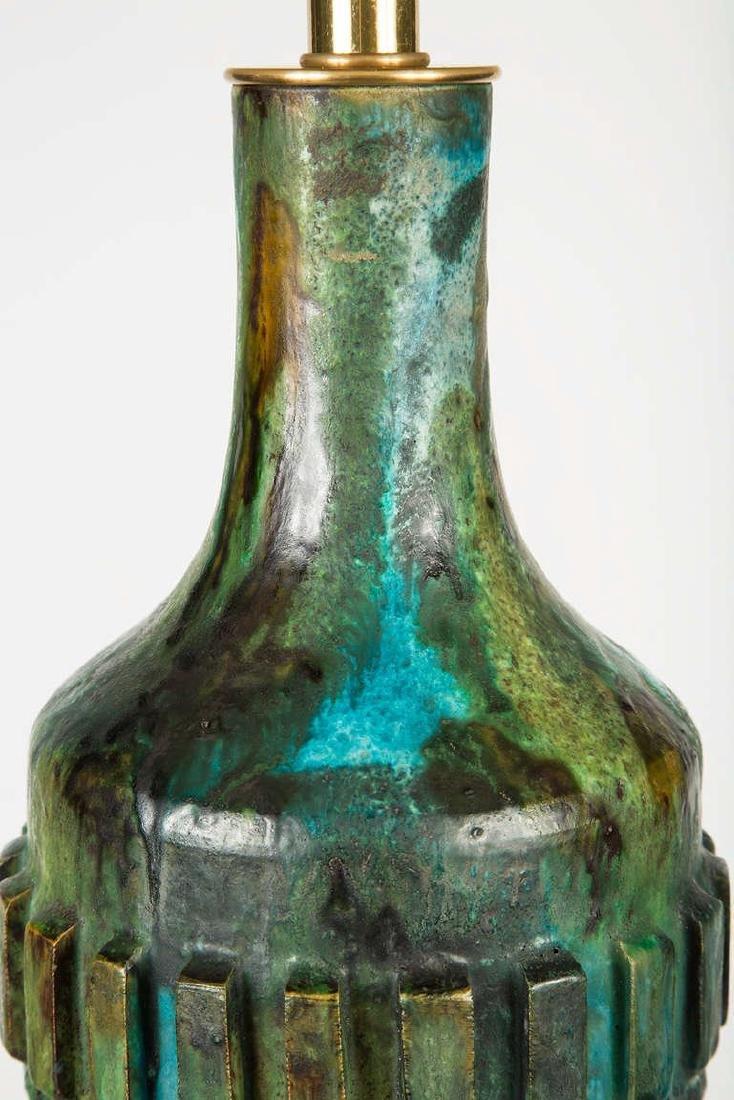 Alvino Bagni Ceramic Lamp - 5