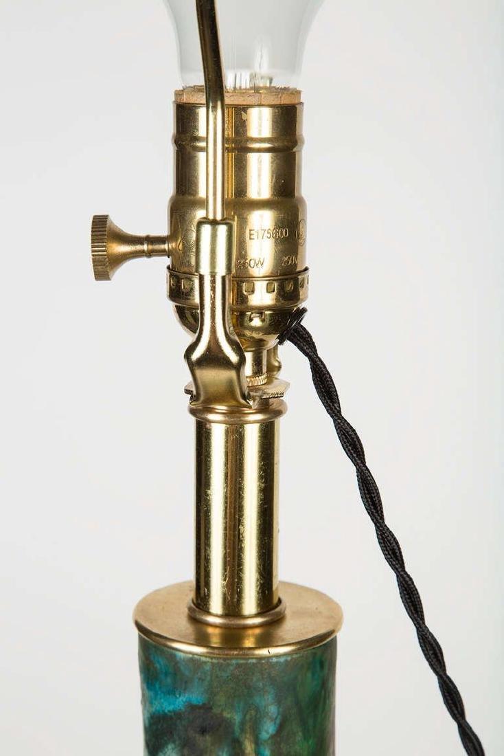 Alvino Bagni Ceramic Lamp - 6