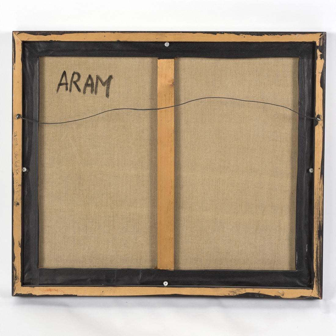 Gottlieb Michael Aram Untitled Painting - 3
