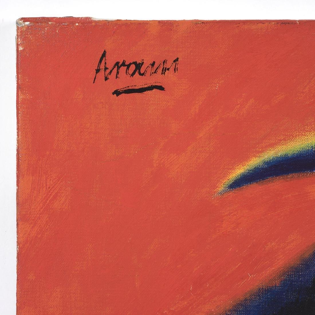 Gottlieb Michael Aram Untitled Paintings (2) - 3