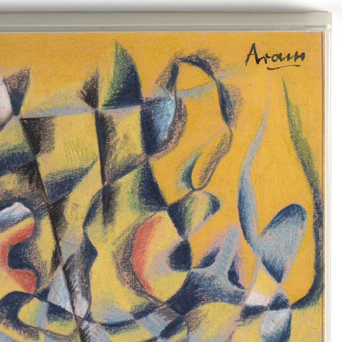 Gottlieb Michael Aram Pastels (2) - 4