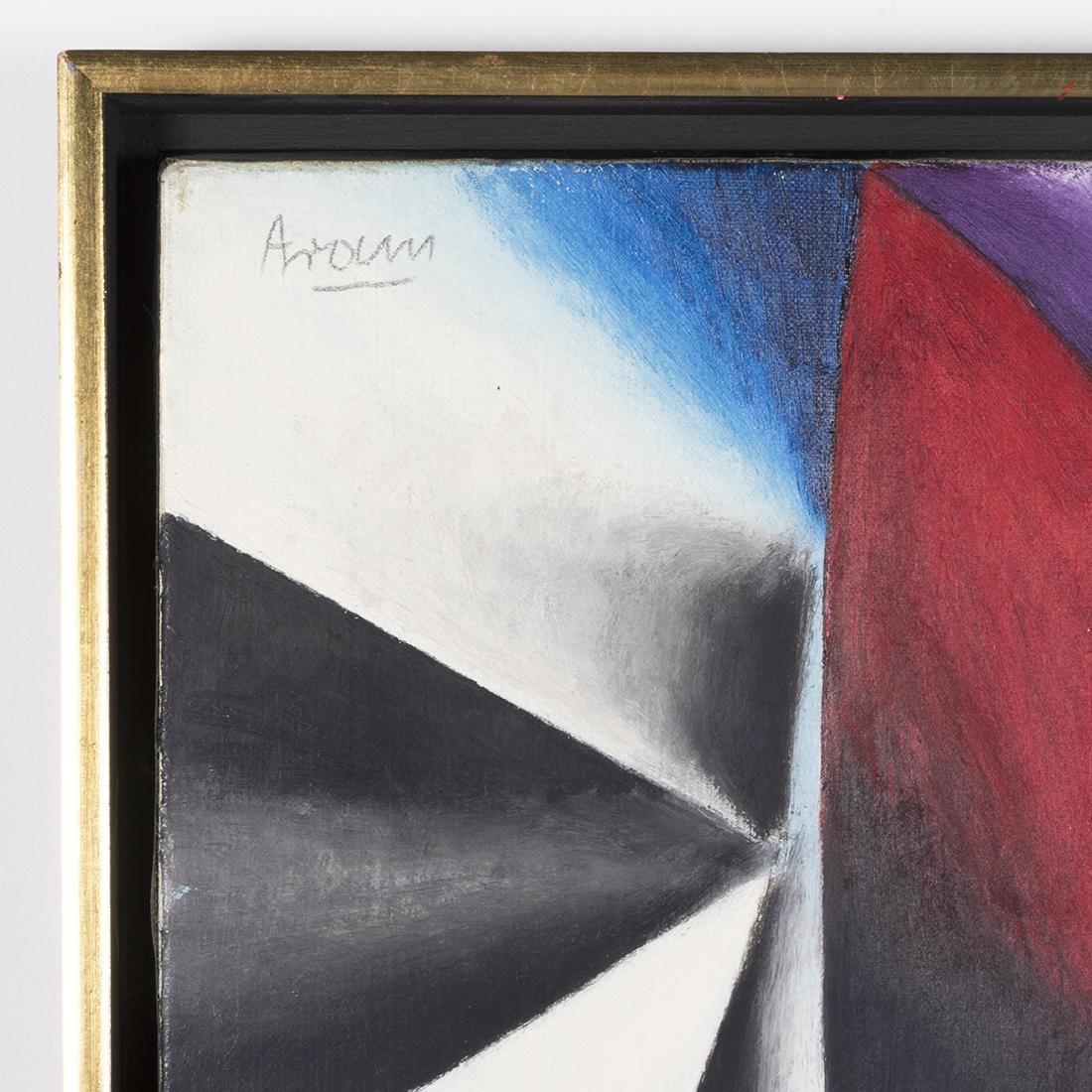 Gottlieb Michael Aram Untitled Painting - 2