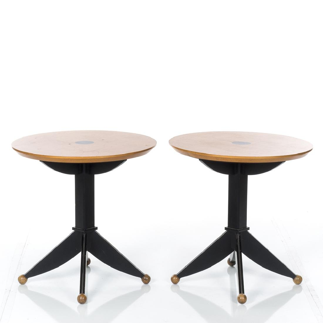 Italian side tables (2) - 2