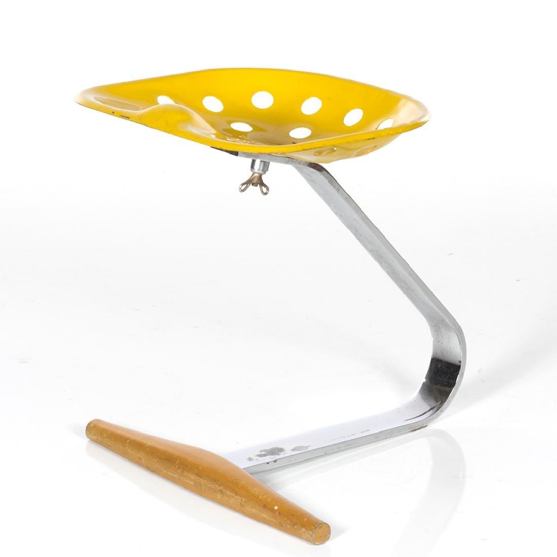 Achille Castiglioni tractor seat stool - 2