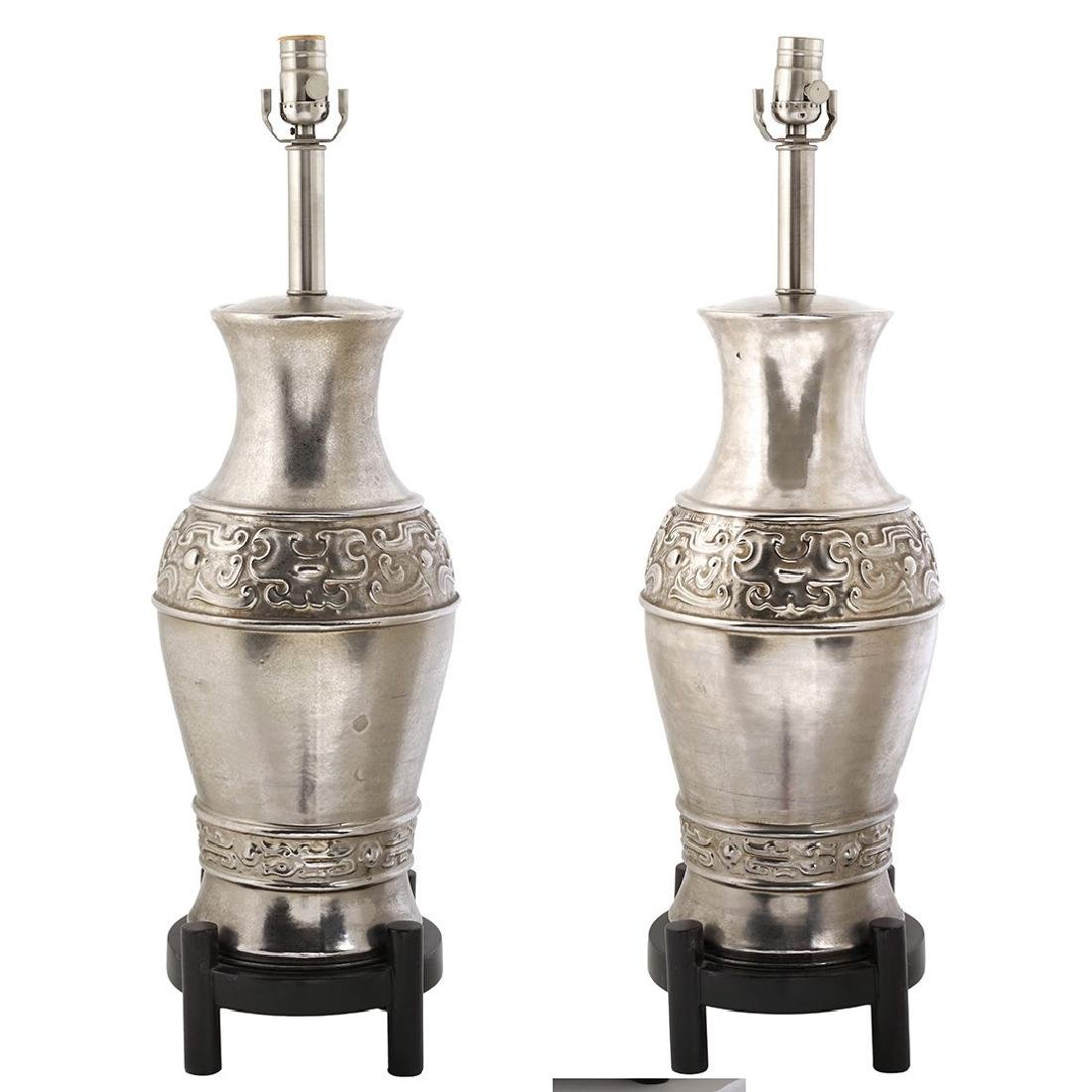 Toni Zuccheri Ceramic Lamps (2)