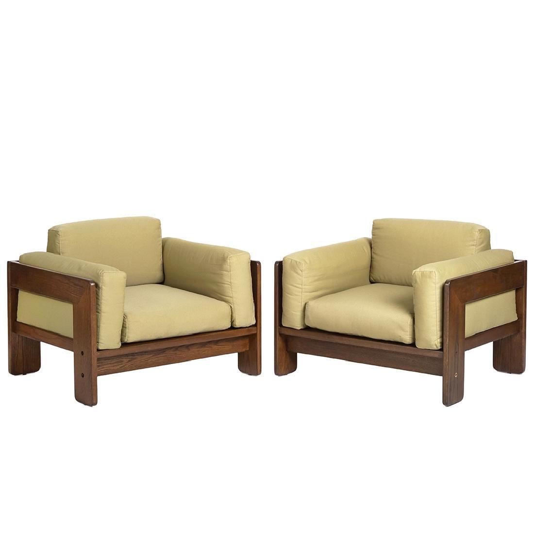 Tobia Scarpa Bastiano Chairs