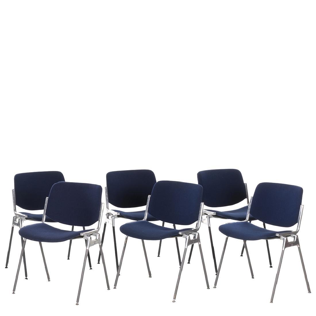 Giancarlo Piretti Chairs (12) - 2