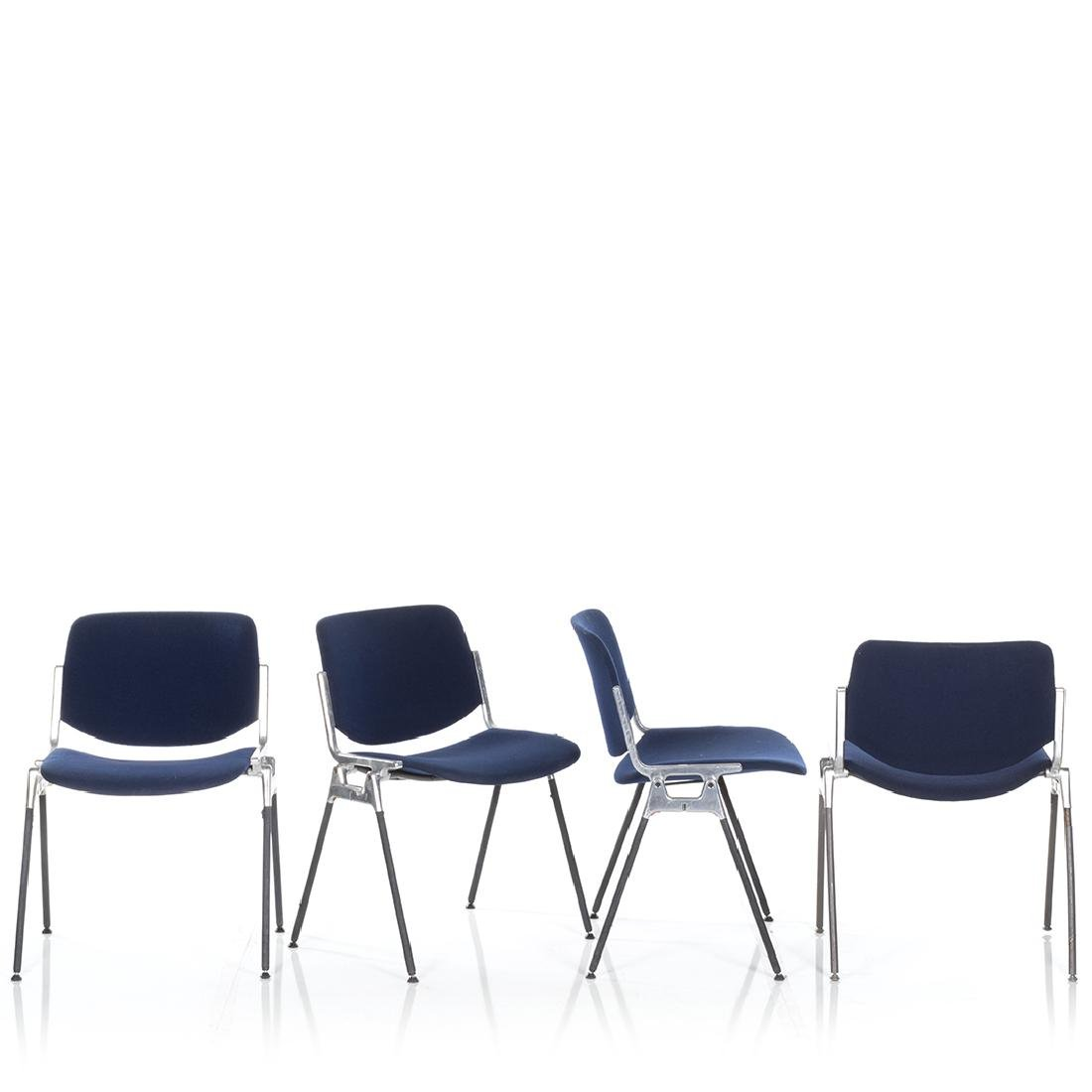 Giancarlo Piretti Chairs (12) - 3
