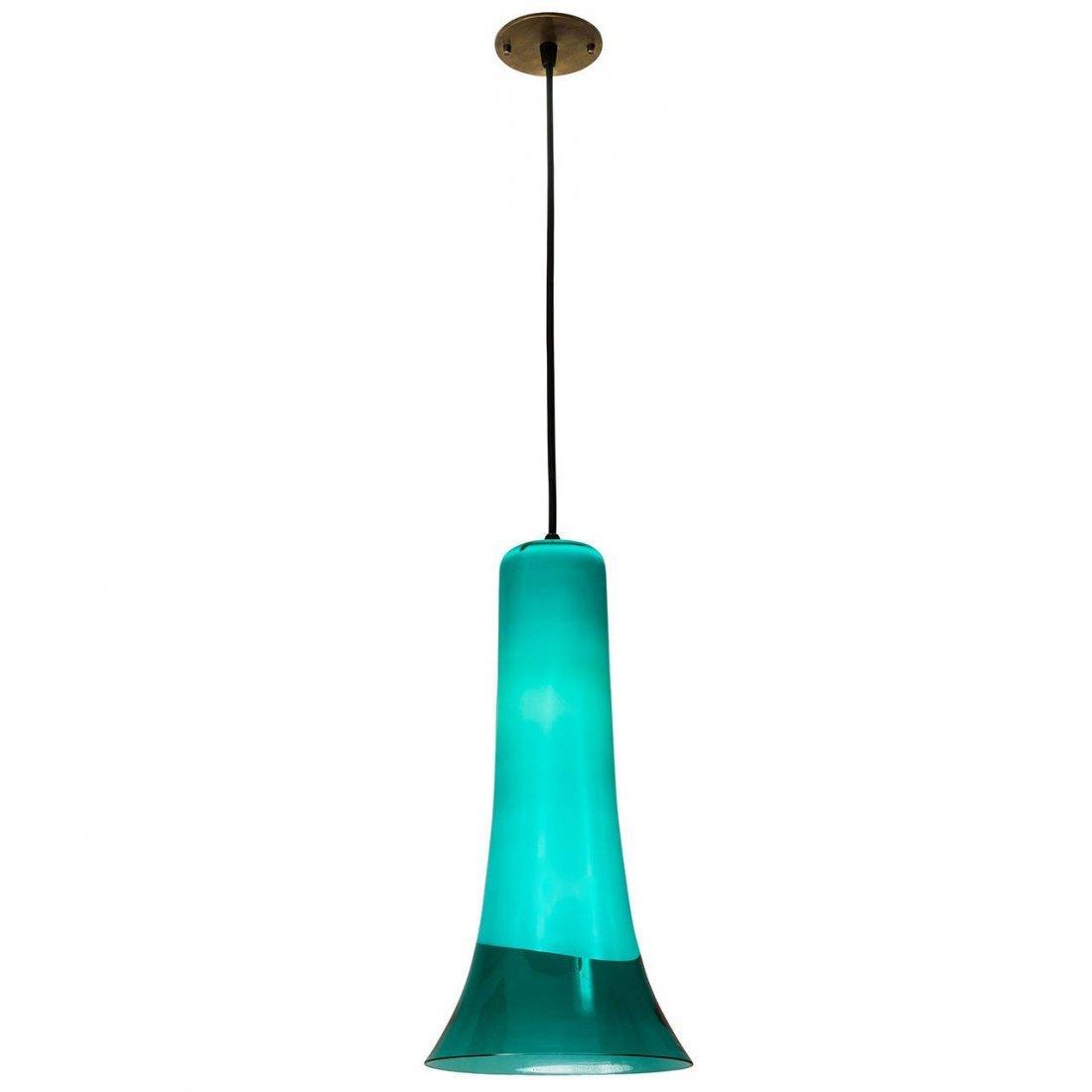 Gino Vistosi Glass Pendant