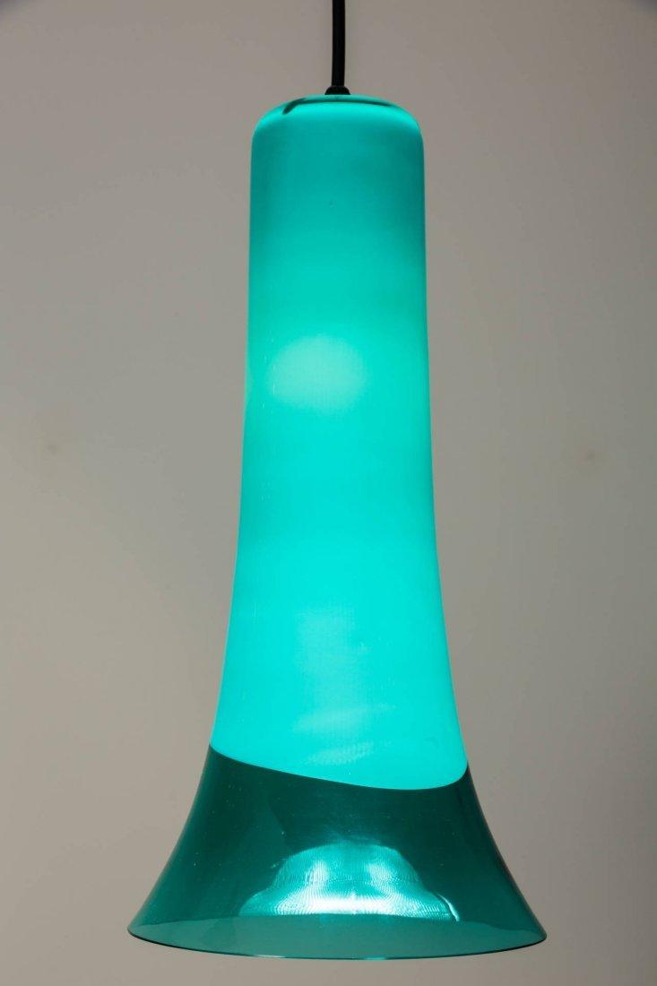 Gino Vistosi Glass Pendant - 2