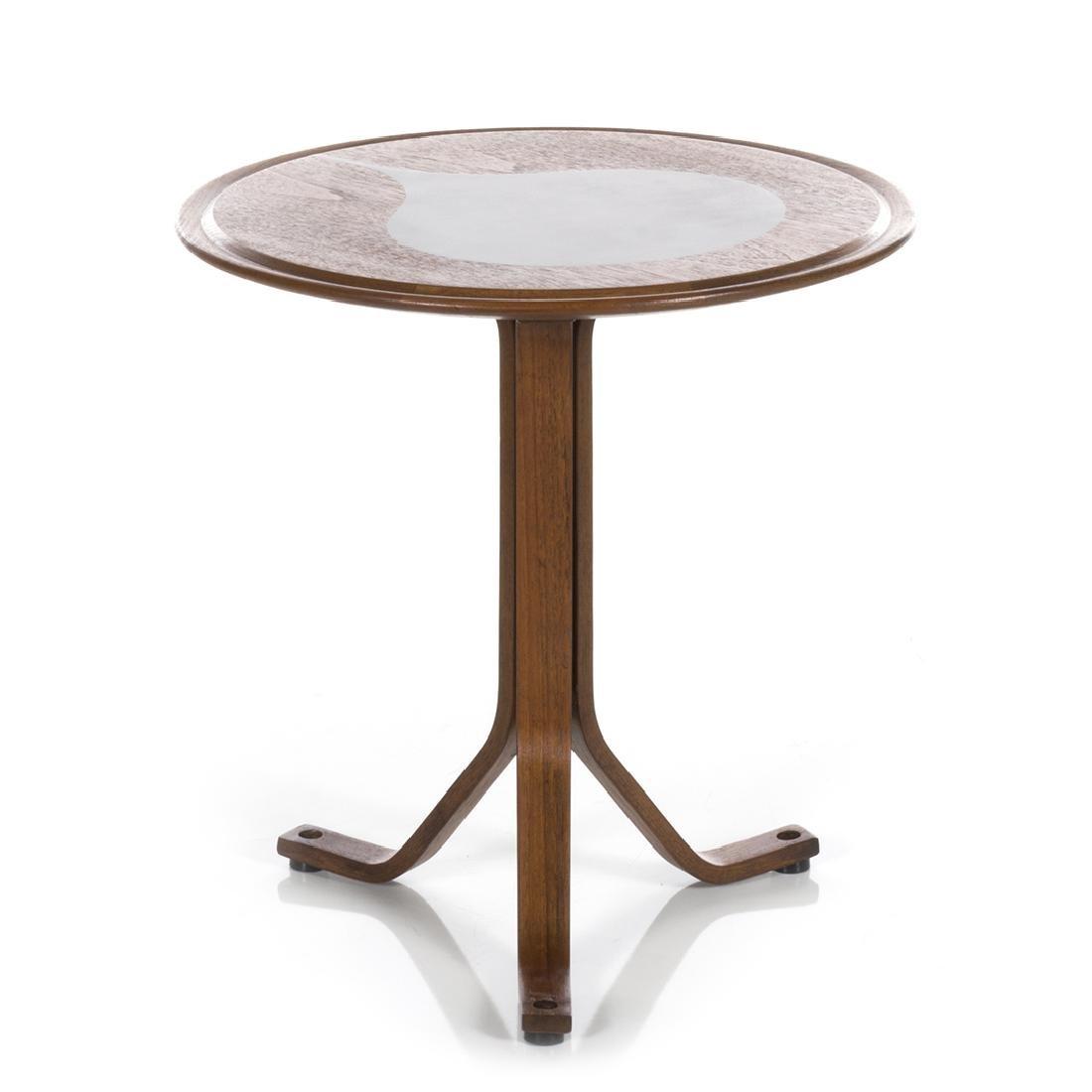 Selig Teak Side Table - 2