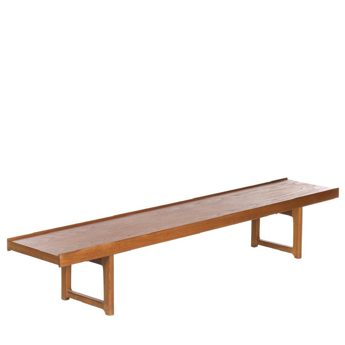 Torbjorn Afdal Teak Bench